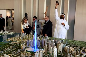 Nieuw gebouw Dubai wordt nog hoger dan Burj Khalifa
