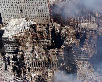 Twin Towers 9/11 New York