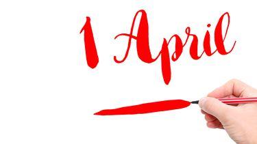 1 april 1 april-grap