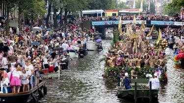 14 aanhoudingen rond Canal Parade en Pride