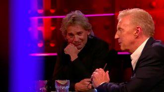 André van Duin ontroert in DWDD: 'Het is Heel Holland Huilt'