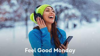 Een foto van Feel Good Monday op Blue Monday