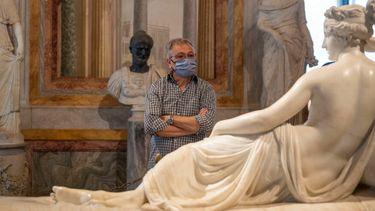 Een foto van het echte van Paolina Bonaparte