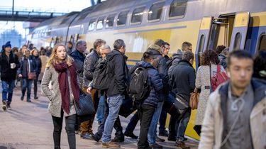 Weer vertraging? Treinen steeds vaker stipt op tijd!