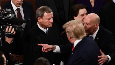 Witte Huis: altijd al gezegd dat Trump onschuldig is