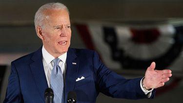 'Biden niet de kandidaat van het hart, maar de ratio'