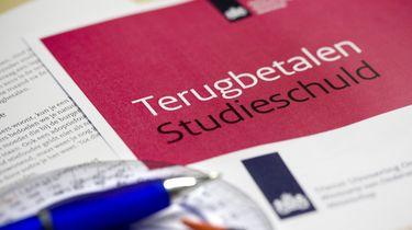 Oud-studenten betalen bijna allemaal netjes hun studieschuld af
