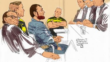 Gökmen T. krijgt levenslang voor tramaanslag Utrecht