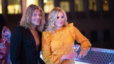 Een foto van Tygo Gernandt met Lieke van Lexmond