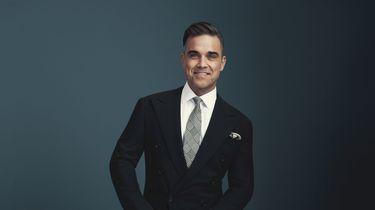 Robbie Williams: Kerstnummers schrijven is een makkie