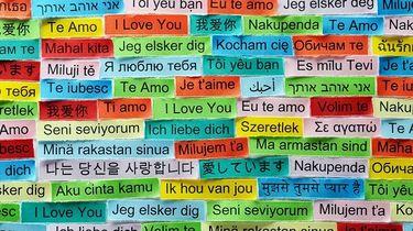 Verengelsing van onze taal.