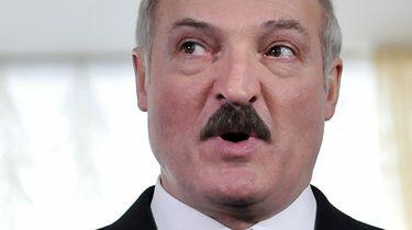 President van Belarus Alexander Lukashenko
