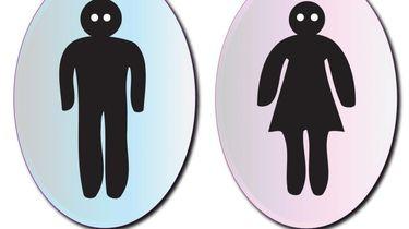 Gemeente Utrecht stemt voor genderneutrale toiletten.