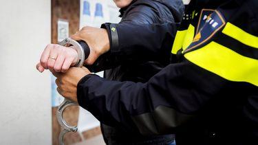 Twee mannen aangehouden voor steken agenten in groningen
