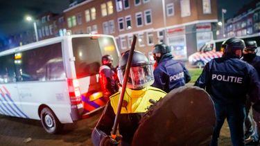 Avondklokrellen in Rotterdam