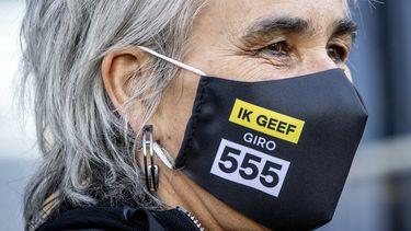 Giro 555 Marion Koopmans Diederik Gommers Rode Kruis