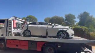 Auto verdronken jongeren Frankrijk