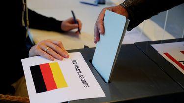 Deel van Duitsland op verkiezingsdag opgeschrikt door bom uit WOII