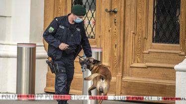 Woning bondspresident Oostenrijk ontruimd om bommelding