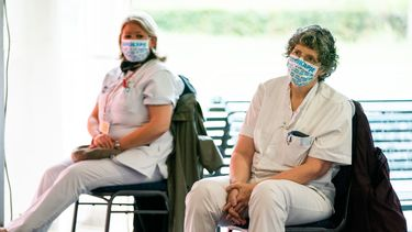 Zorgmedewerkers zorg