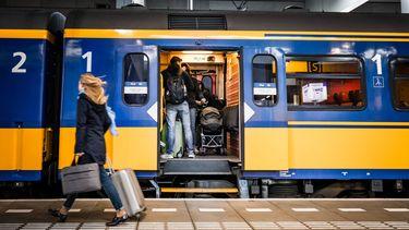 Conducteur mishandeld in trein