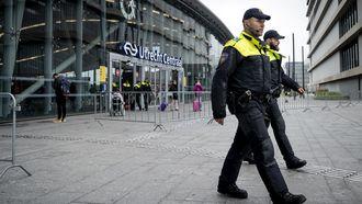 Een demonstratie op het Jaarbeursplein in Utrecht tegen de 1.5 meter maatregel rondom het coronavirus is verboden. De politie houdt rekening met demonstranten die mogelijk toch naar de stad komen