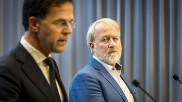 RIVM-baas: helft Nederland krijgt coronavirus