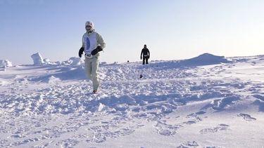 Zou jij de marathon lopen op de Noordpool?