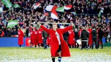 De finale van de KNVB beker is het populairste evenement in Rotterdam // Foto: ANP
