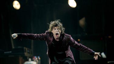 Foto van Mick Jagger