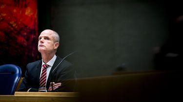 Stef Blok, minister van Buitenlandse Zaken in de Tweede Kamer.