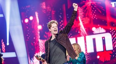 Publiekslieveling Jim wint The Voice of Holland