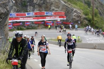 De berg is al vol: jubilerend Alpe d'HuZes is uitverkocht