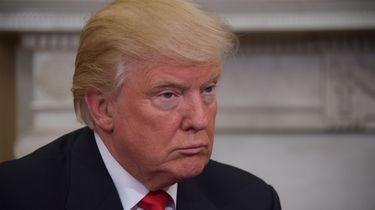 VN noemt Trump racistisch. / AFP