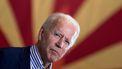 Een foto van winnaar Joe Biden