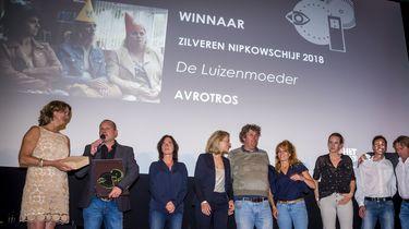 De Luizenmoeder wint zilveren Nipkowschijf. / ANP