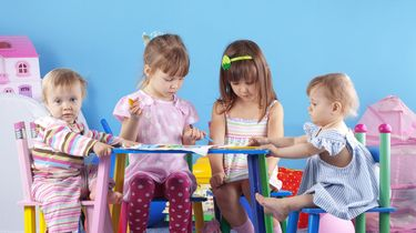 Nederland kampioen kinderopvang binnen EU