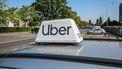 Uber werknemers in dienst