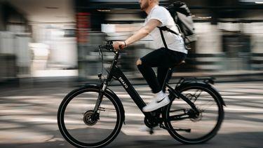 elektrische fiets, waarschuwing, stelen