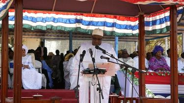 19 februari - Gambia wil van de doodstraf af