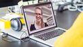 sollicitatiegesprek video-call