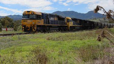 22 januari - Gewonden bij Australisch treinongeluk