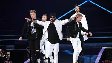 Backstreet Boys zingen 'samen' I Want It That Way
