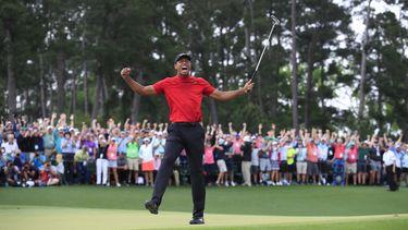 Tiger Woods is weer de beste