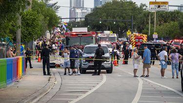 Pride-parade in Fort Lauderdale