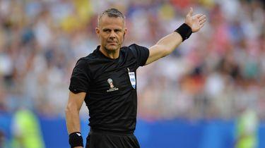Björn Kuipers nog altijd in race voor WK-finale