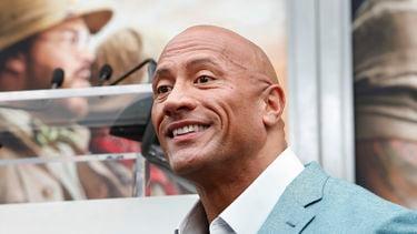 Ook Dwayne 'The Rock' Johnson geveld door coronavirus