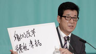 'Japanse man moet boodschappen doen, vrouw te langzaam'