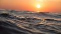 foto van de zee