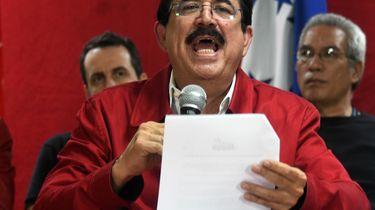 Tribunaal: Hernández president in Honduras